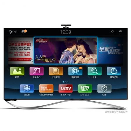 乐视超级电视 超4 X50 50英寸智能液晶网络电视(标配底座)
