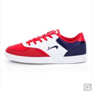 贵人鸟 板鞋男鞋学生鞋秋季新款韩版网面鞋新款运动鞋男士休闲鞋旅游鞋男款跑鞋子